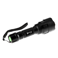 Strong light flashlight cree t6 c8 flashlight camping light