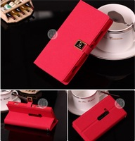 Fashional style hot sale cell phone aliexpres leather flip cover for nokia 920 from shenzhen with free shipping