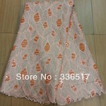 popular orange nylon fabric