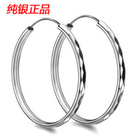 Great boutique 925 sterling silver earrings silver earrings Women