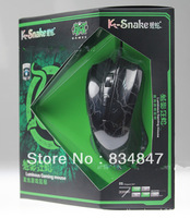 Genuine Viper X7 Phantom mad snake series  USB wired  mouse