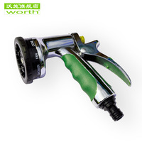 Luxury metal function adjust water gun,Garden Hose Nozzles/water spray gun / garden water gun / washing car / watering flower