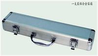 Quality aluminum alloy flute box Calls box aluminum case Calls box musical instrument customize packing measurement
