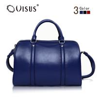 2013 New BOSS vintage strap portable women's leather handbag cross-body shoulder bag high quality tote for women messenger bag