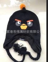 2014 New Kids Winter cap Children Knitted hat Woolen Hat Baby Cap Original Order Ag* Birds Export to US Retail  1size 3-8Y