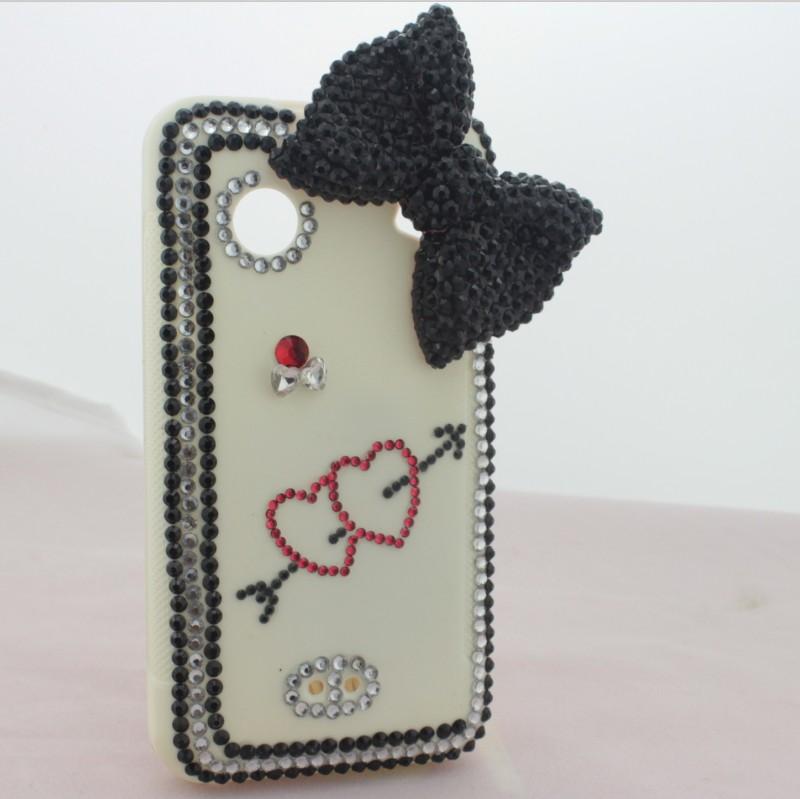 For nokia n920 n900 x6 c7 e71 n5230 b800 cell phone case protective case rhinestone(China (Mainland))