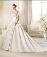 2013 tube top long trailing the bride wedding dress chest cutout lace elegant wedding dress