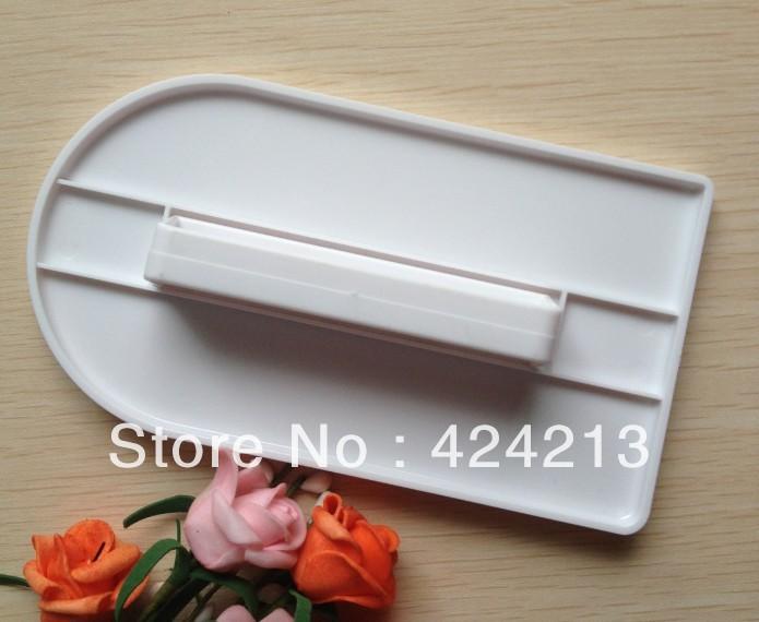Free shipping 1PCS cake Polisher Smoother Decorating Icing Fondant Cake Decorating Sugar Craft(China (Mainland))