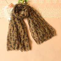 Wholesale 2013 new fashion warm scarf  cachecol porcelain scarves for women A39