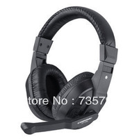 5Pcs/Lot Hot Sell Cosonic Jahe ct-770 Game Earphones Headset Computer Headset FREE SHIPPING