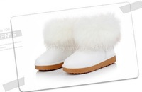 2013 New Hot Fashion Children Girl Boy Waterproof Windproof Thermal Platform  Snow Boots Kids Winter Shoes Australia Boot,30