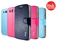 3 Color IMAK Samsung i939D (dual card version) Tin Yat holster (R64 grain) Slim can stand, High quality, free shipping