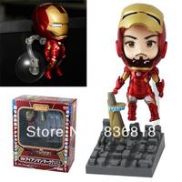 Nendoroid Iron Man Avengers Mark Tony Stark Cute Action Figure #284