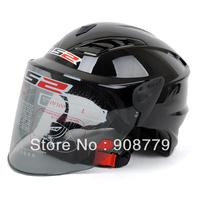 New arrival motorcycle helmet,safety half helmet for summer Inside Village Detachable LS2 D-969