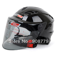 New arrival motorcycle helmet,safety half helmet for summer Inside Village Detachable LS2 D-969