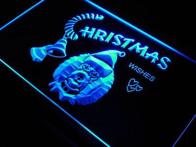 Christmas Decoration Dropshipper Dog Christmas Wish Decor