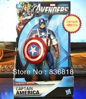 Marvel THE AVENGERS Captain America MARK VI 20cm PVC Figure New In Box