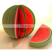 Ve fruit note paper sticky notes cartoon guestbook n10140