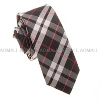 New 2013 High quality  mens Skinny Tie New fashion casual 6cm Jacquard embroidery Necktie H3