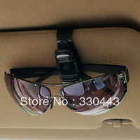 5Pcs/Lot Free Shipping Fashion Smart Car Vehicle Sun Visor Sunglasses Eyeglasses Holder Clip Durable