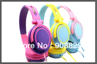 Folding Design Portable Comfortable Stereo On-Ear Headphone Headset