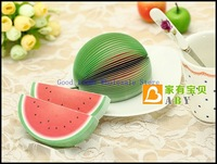 Free Shipping Wholesale Brand New JYBB Lovely Fruit Shape Note 140 Pages Pocket Memo Pads  1lot/10pcs