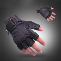 New Multipurpose Mountaineering Sports Cycling Bike Bicycle Half Finger Glove