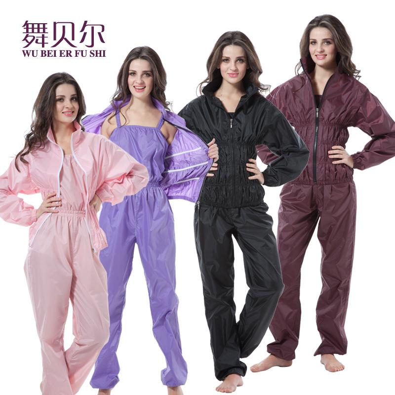 Bell weight loss service set sauna women's wear pants fitness clothing(China (Mainland))