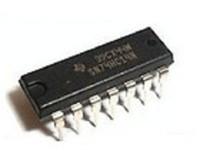 100 PCS SN74HC14N DIP-14 74HC14 Hex Schmitt Trigger Inverter