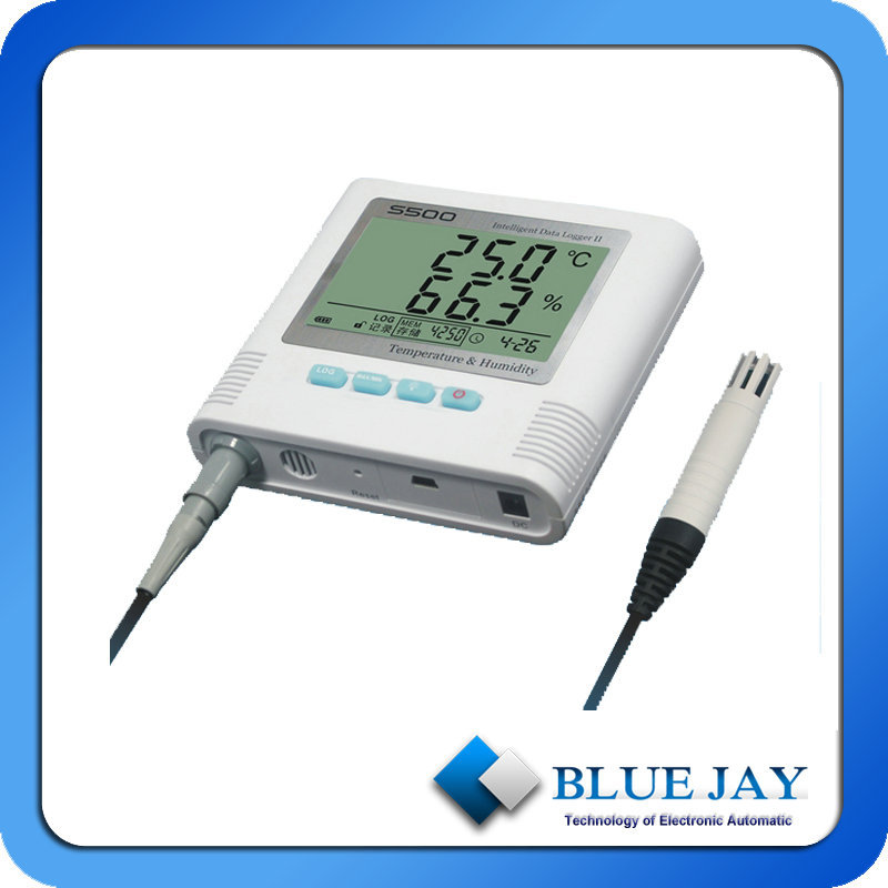 S500-EX Temperature and Humidity Data Logger USB / RS232 / RS485 / RJ45 Recording(China (Mainland))