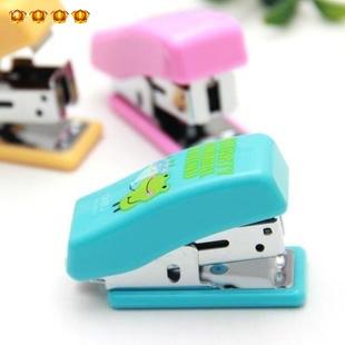 Stapler small portable mini staple binding machine set 5828(China (Mainland))