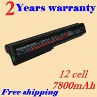 New 12cell Laptop Battery For HP Pavilion dv7-1012tx dv7-1014tx dv7-1016nr dv7-1018eg dv7-1020es dv7-1025eg