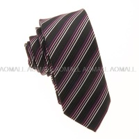 New 2013 High quality  mens Skinny Tie New fashion casual 6cm Jacquard embroidery Necktie H7