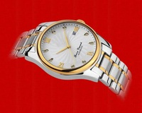 2013 new hot Roman calendar waterproof scale Swiss watch diamond sapphire fashion couple watch mechanical movement L95