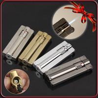 FIREBIRD 2013 NEW HONEST Classic Cigarette Cigar Genuine Jet Flame  Gas Butane Windproof Lighter