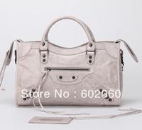 MOQ1-2013 fashion leather women' handbags,brand design 085332