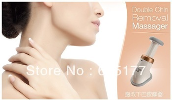 Portable Mini Neckline Slimmer Neck Exerciser Chin Massager Jaw Reduce Double Thin Skin Health Care,Free Shipping