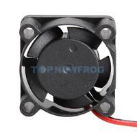 T2N2 2510S 5V Cooler Brushless DC Fan 25*10mm Mini Cooling Radiator