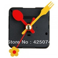 Free Shipping 10Pcs Quartz Clock Movement Mechanism Hands DIY Repair Part Kit