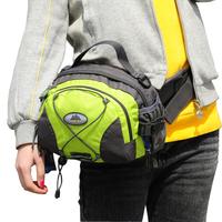 Outside multifunctional sport waist pack cross-body shoulder bag multicolor