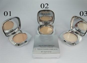 NEW Makeup  Matte and luminous pressed Powder  12g (6 pcs/lot) free shipping !
