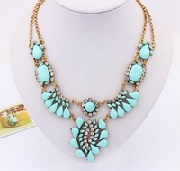 A297 Fashion charm women short tassel necklace necklace brought wholesale free shipping