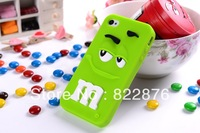 New Arrival 3D Cartoon Cute Aromatic Smell Case For Apple iPhone5 5G 5S Soft Silicon Skin Back Cover Shell Protector