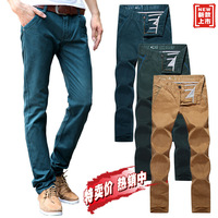 Size:28-36#BY6689,Free Shipping,Tiedyed Cotton Pants Winter Men,Fashion Designer Brand Pants Men 2013,Casual Plus Size Trousers