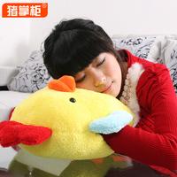 Pig chick plush toy doll sierran pillow hand warmer doll dolls pillow birthday gift