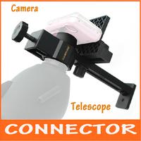 Free Ship Metal Universal Stand Mount for Monocular Binoculars Astronomical Telescope Digital Various Camera SLR Card Cameras