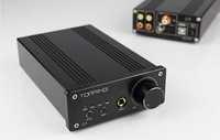 Free shipping-2013 new version Topping D3 USB&Optical&Coaxial&BNC DAC black