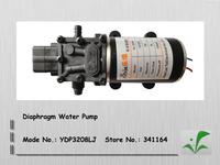 high pressure water diaphragm pumps, 12v, 6A, 80W, used for gardening sprayer, car wash, etc. automobile car diaphragm pump