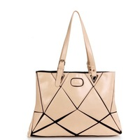 Free Shipping 2013  Fair winter  new style Simple bag geometric patterns  vintage messenger bag women's handbag