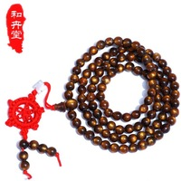 Hai liu beads necklace treasures decorative pattern beads 108 6mm hai liu rosary necklace